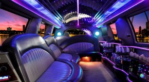 Limousine & Party Bus Service in Pomona, CA